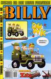 Cover for Billy (Hjemmet / Egmont, 1998 series) #8/2015