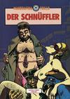 Cover for Schwermetall präsentiert (Kunst der Comics / Alpha, 1986 series) #34 - Der Schnüffler