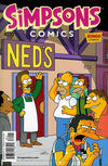 Cover for Simpsons Comics (Bongo, 1993 series) #220