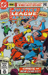 Cover for Justice League of America (DC, 1960 series) #183 [Direct Sales Variant]