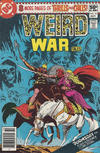 Cover for Weird War Tales (DC, 1971 series) #92 [Newsstand Edition]