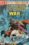 Cover Thumbnail for Weird War Tales (1971 series) #92 [Pence Price Variant]