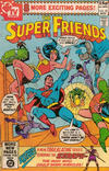 Cover for Super Friends (DC, 1976 series) #38 [Pence Price Variant]
