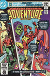 Cover for Adventure Comics (DC, 1938 series) #477 [Direct Sales Variant]