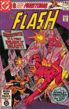 Cover for The Flash (DC, 1959 series) #291 [Pence Price Variant]