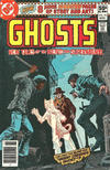 Cover for Ghosts (DC, 1971 series) #94 [Newsstand Edition]