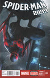 Cover for Spider-Man 2099 (Marvel, 2014 series) #11