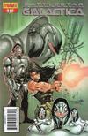 Cover Thumbnail for Battlestar Galactica (2006 series) #11 [Foil Cover]
