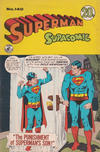 Cover for Superman Supacomic (K. G. Murray, 1959 series) #140