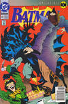 Cover Thumbnail for Batman (1940 series) #492 [Newsstand Variant]