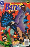 Cover for Batman (DC, 1940 series) #492 [Newsstand]