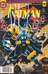 Cover for Batman (DC, 1940 series) #501 [Newsstand]