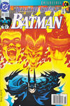 Cover for Detective Comics (DC, 1937 series) #661 [Newsstand]