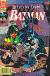 Cover Thumbnail for Detective Comics (1937 series) #665 [Newsstand]