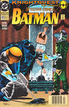 Cover Thumbnail for Detective Comics (1937 series) #673 [Newsstand]