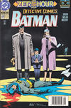 Cover for Detective Comics (DC, 1937 series) #678 [Newsstand]
