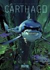 Cover for Carthago (Splitter Verlag, 2010 series) #3 - Das Monster von Dschibuti