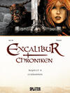 Cover for Excalibur Chroniken (Splitter Verlag, 2013 series) #2 - Cernunnos