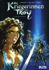 Cover for Die Kriegerinnen von Troy (Splitter Verlag, 2011 series) #2 - Das Gold der Tiefe