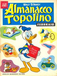 Cover Thumbnail for Almanacco Topolino (Arnoldo Mondadori Editore, 1957 series) #50