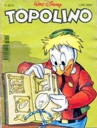 Cover Thumbnail for Topolino (The Walt Disney Company Italia, 1988 series) #2216