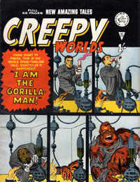 Cover Thumbnail for Creepy Worlds (Alan Class, 1962 series) #29