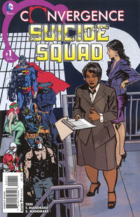 Cover Thumbnail for Convergence Suicide Squad (DC, 2015 series) #1
