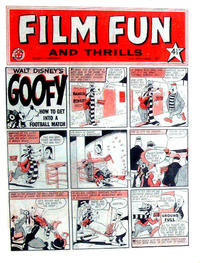 Cover Thumbnail for Film Fun (Amalgamated Press, 1920 series) #2179