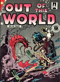 Cover Thumbnail for Out of This World (Thorpe & Porter, 1961 ? series) #2