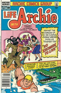 Cover Thumbnail for Life with Archie (Archie, 1958 series) #244