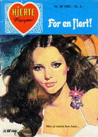 Cover Thumbnail for Hjerterevyen (Serieforlaget / Se-Bladene / Stabenfeldt, 1960 series) #48/1982