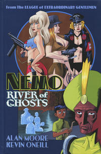 Cover Thumbnail for Nemo: River of Ghosts (Top Shelf Productions / Knockabout Comics, 2015 series)