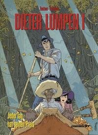 Cover Thumbnail for Dieter Lumpen (Carlsen Comics [DE], 1990 series) #1 - Jeder Tag hat seinen Preis