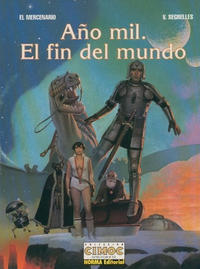 Cover Thumbnail for Cimoc Extra Color (NORMA Editorial, 1981 series) #132