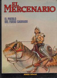 Cover Thumbnail for Cimoc presenta (NORMA Editorial, 1982 series) #1 - El Mercenario  - El pueblo del fuego sagrado