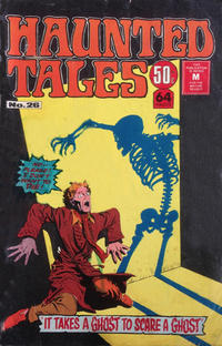 Cover Thumbnail for Haunted Tales (K. G. Murray, 1973 series) #26