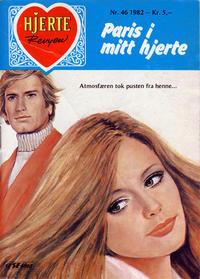 Cover Thumbnail for Hjerterevyen (Serieforlaget / Se-Bladene / Stabenfeldt, 1960 series) #46/1982