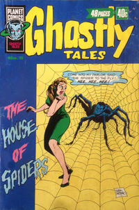 Cover Thumbnail for Ghostly Tales (K. G. Murray, 1977 series) #5