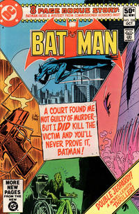 Cover Thumbnail for Batman (DC, 1940 series) #328 [Direct Edition]
