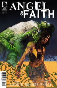 Cover Thumbnail for Angel & Faith Season 10 (Dark Horse, 2014 series) #13