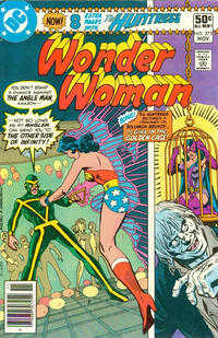 Cover Thumbnail for Wonder Woman (DC, 1942 series) #273 [Newsstand Edition]