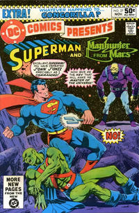 Cover Thumbnail for DC Comics Presents (DC, 1978 series) #27 [Direct]