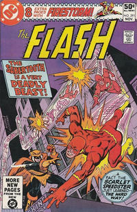 Cover Thumbnail for The Flash (DC, 1959 series) #291 [Direct Sales]
