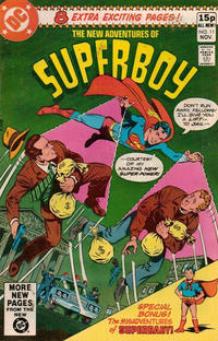Cover Thumbnail for The New Adventures of Superboy (DC, 1980 series) #11 [British]