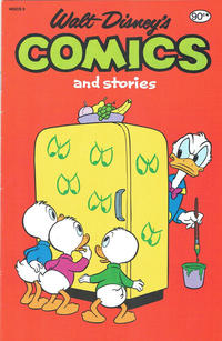 Cover Thumbnail for Walt Disney's Comics and Stories (Magazine Management, 1984 series) #3