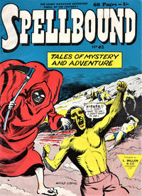 Cover Thumbnail for Spellbound (L. Miller & Son, 1960 ? series) #62