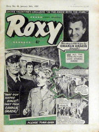 Cover Thumbnail for Roxy (Amalgamated Press, 1958 series) #46