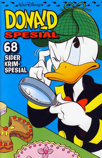 Cover Thumbnail for Donald spesial (Hjemmet / Egmont, 2013 series) #[2/2015]
