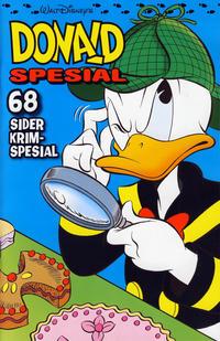 Cover for Donald spesial (Hjemmet / Egmont, 2013 series) #[2/2015]