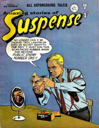 Cover Thumbnail for Amazing Stories of Suspense (Alan Class, 1963 series) #85